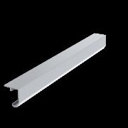 Skinne, aluminium, til 30 serien